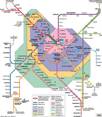Leeds Metro Train Diagram Map