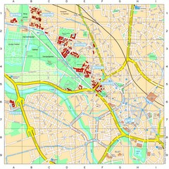 Leibniz Universität Hannover Map