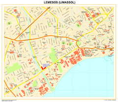 Lemesos Map