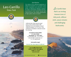 Leo Carrillo State Park Map