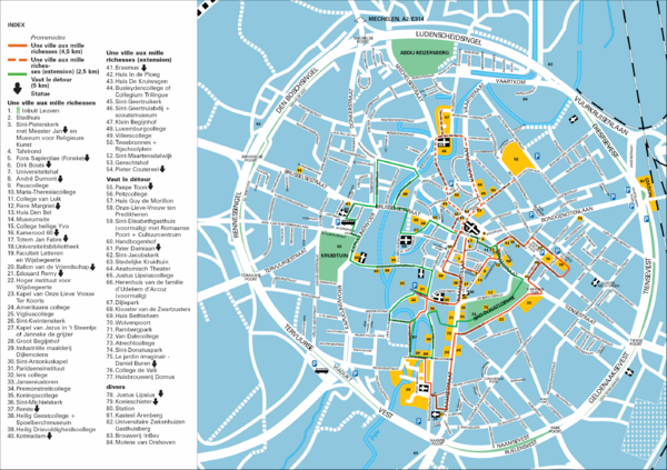 Liege City Map Liege Belgium mappery