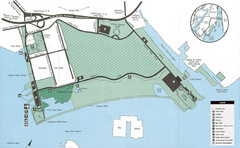 Liberty State Park Map