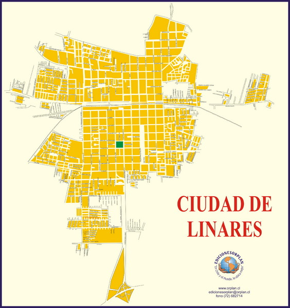 Linares Map