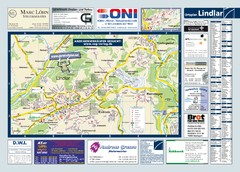Lindlar Tourist Map