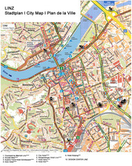 Linz City Map