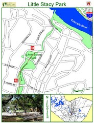 Little Stacey Park Map