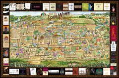 Lodi Valley Wine Map & Visitors Guide