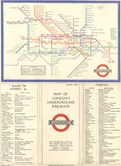 London Railway Map