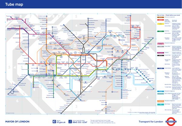 fullsize london underground