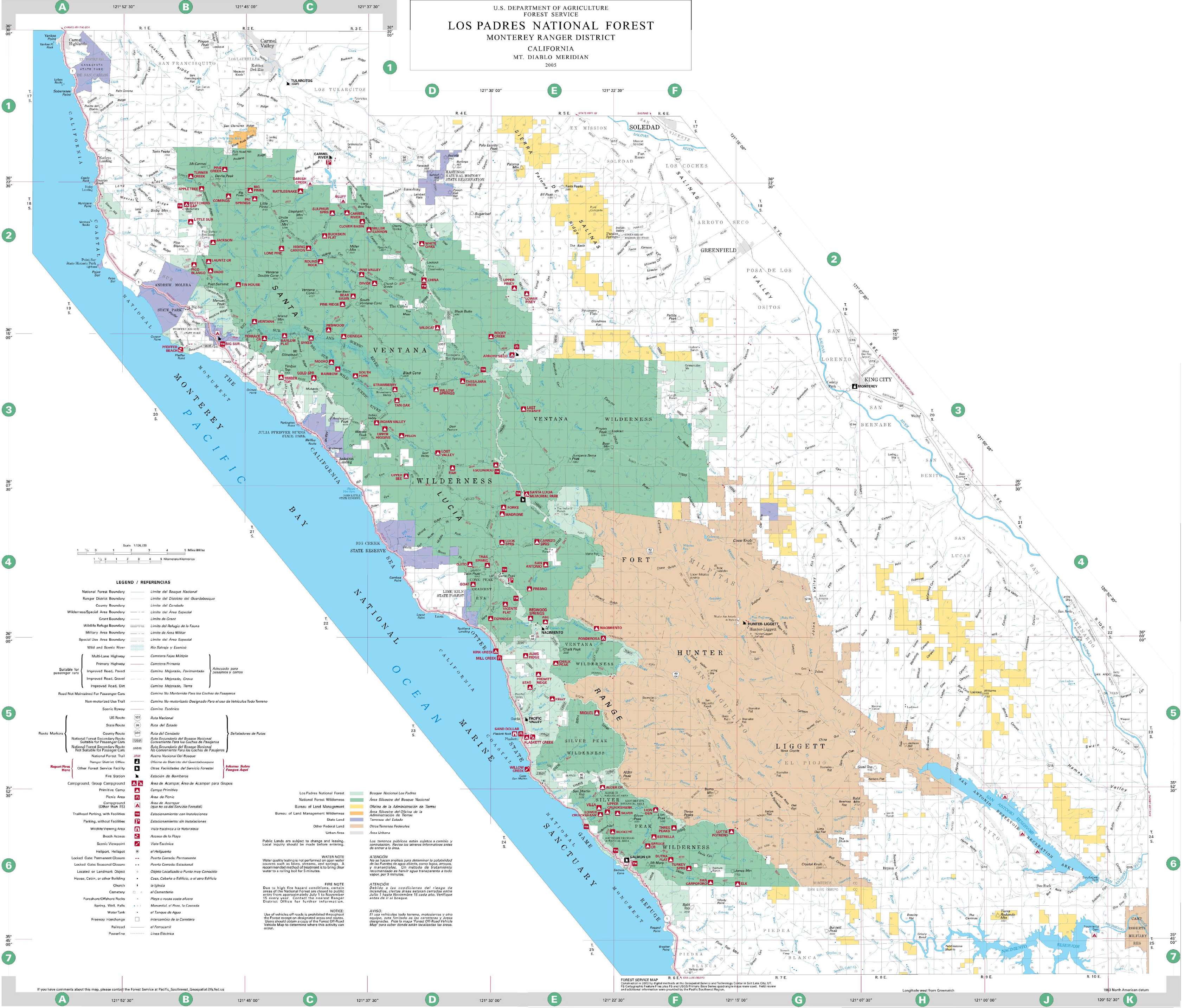 stanislaus river map with National Forests Of California on State Level also County precipMaps further CSU Fresno Map additionally California Towns also Bear River  Feather River.