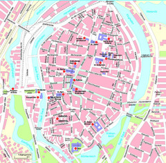 Lubeck Map