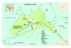 Lyman Run State Park Map