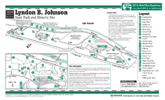 Lyndon B. Johnson State Park Facility and Trail...
