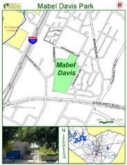 Mabel Davis Park Map