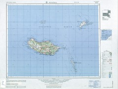 Madeira Country Map