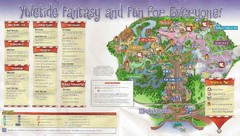 Magic Kingdom Guide Map