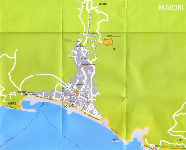 Maiori Italy Map.Maiori Map Maiori Mappery
