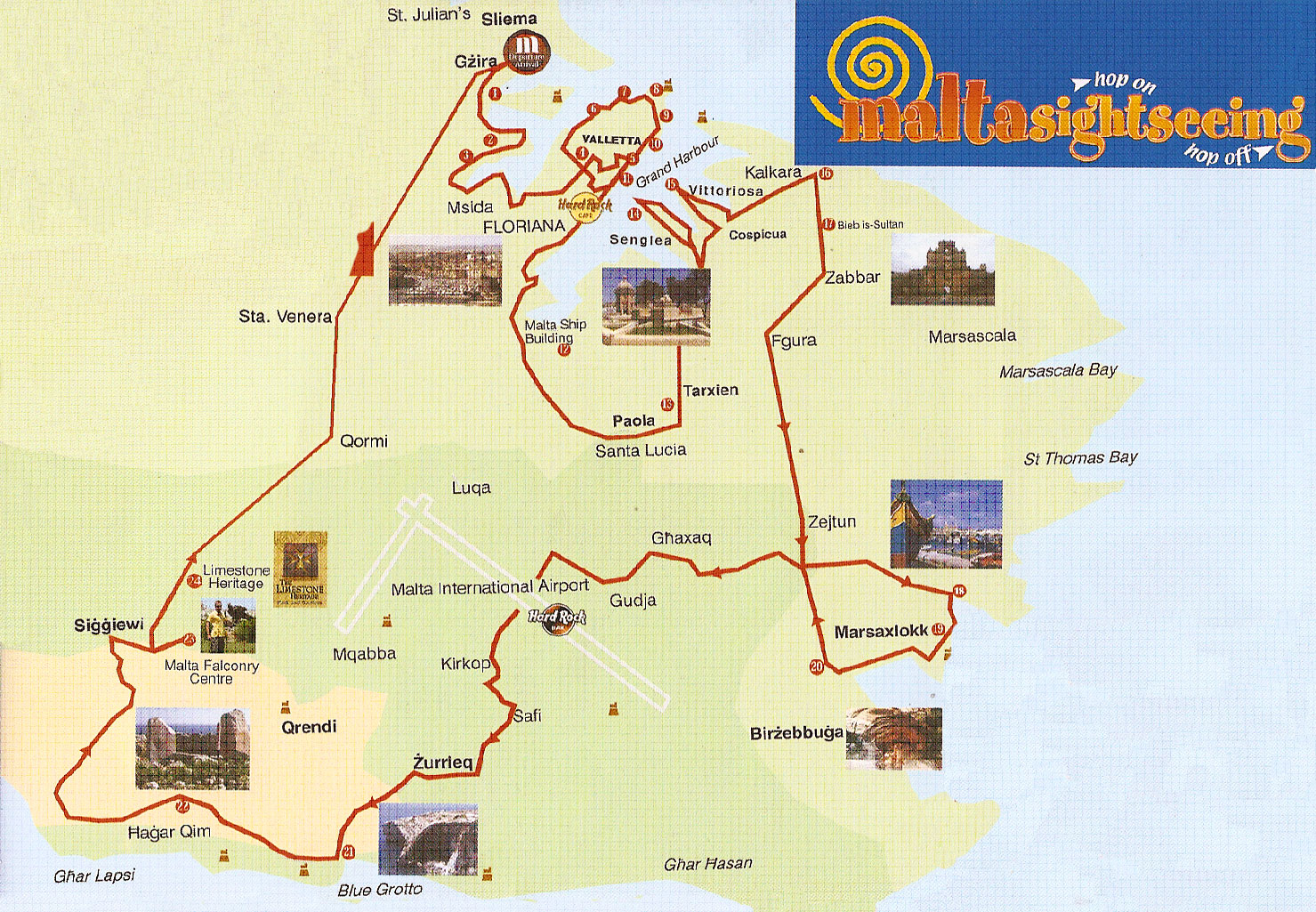 Malta Travel Maps | Metro Map | Bus Routes | Metrobus Way Map ...