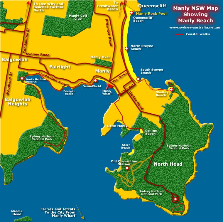 sydney rail and ferry map pdf