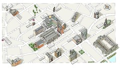 Map of London Covent Garden