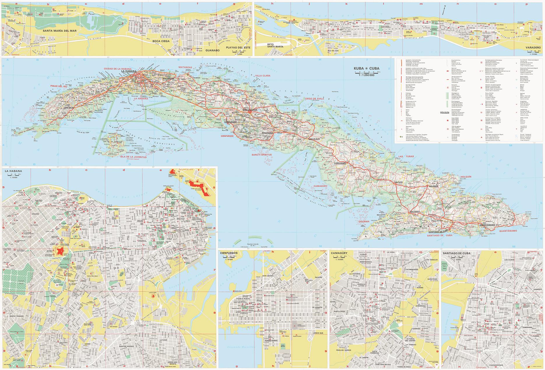 Mapa de cuba map cuba mappery gumiabroncs Image collections