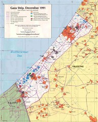 Maps Gaza5 Map
