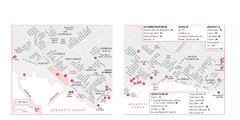Mar Del Plata Tourist Map