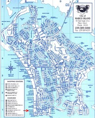 Marco Island Map