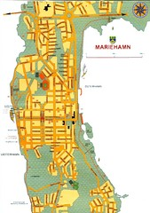 Mariehamn City Map