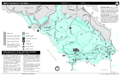 Marin Headlands Trail Map