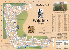 Marloth Park Map