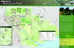 Marymoor Park Map