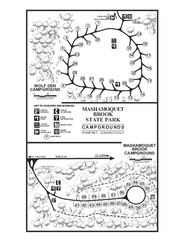 Mashamoquet Brook State Park campground map