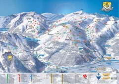 Mayrhofen Trail Map