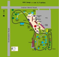 McCormick Railroad Park Map
