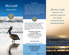 McGrath State Beach Map