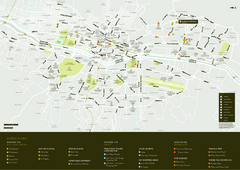 Medellin City Map