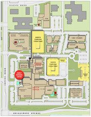 Memorial Medical Center Map