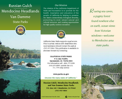 Mendocino Headlands State Parks Map