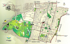 Mendoza City Map
