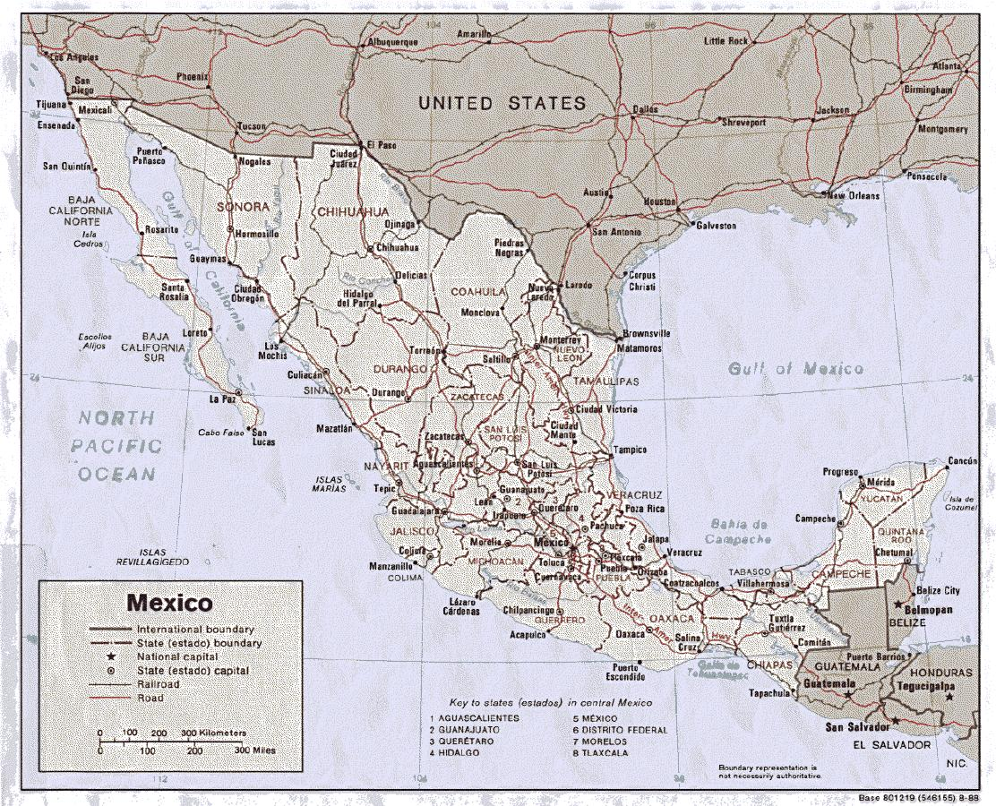 Maps Update 574737 South Mexico Map Geo Map South America – Map of South Mexico