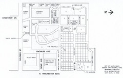 Mission City Memorial Park Map