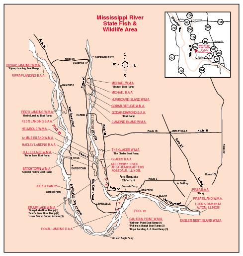 mississippi river map. Fullsize Mississippi River