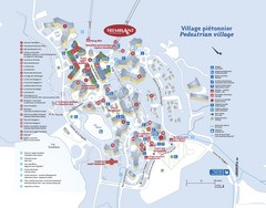 Mont Tremblant Village Map