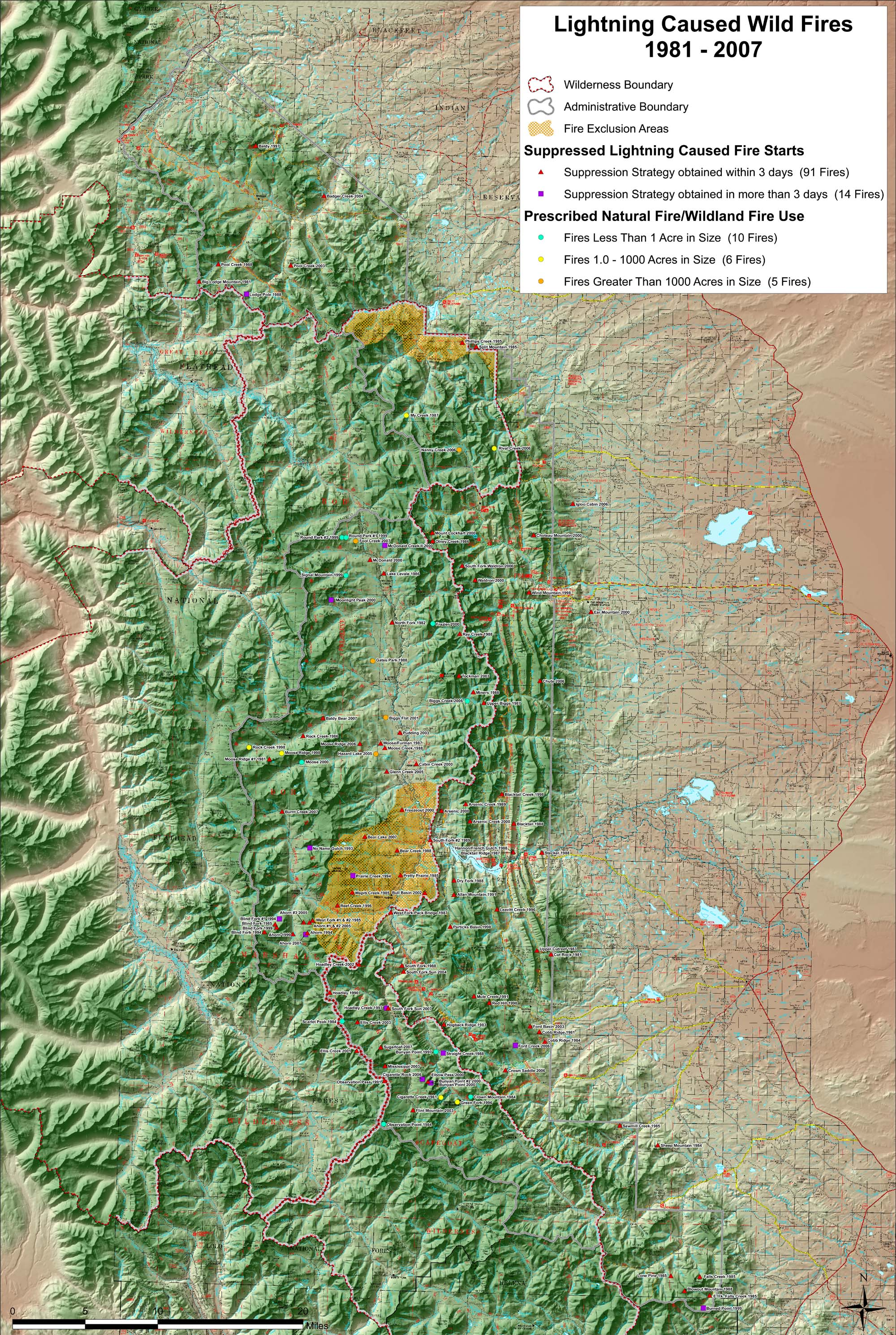 Montana39s Highest Mountain Map  Bing Images