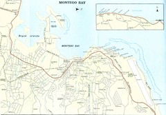 Montego Bay road Map
