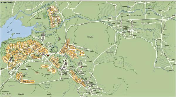 Reykjavik Borgarnes Area Tourist Map Borgarnes Iceland mappery – Tourist Map Of Reykjavik