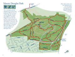 Mount Douglas Park Map