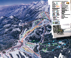 Mount Seymour Ski Trail Map