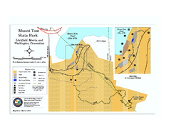 Mount Tom State Park trail map